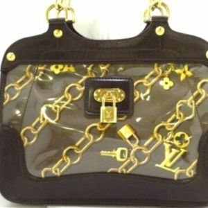 GORGEOUS~RARE~ AUTHENTIC~ LOUIS VUITTON CABAS